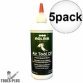 Rolair OILTOOL16 16 oz. Synthetic All-Weather Air Tool Oil 5x
