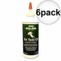 Rolair OILTOOL16 16 oz. Synthetic All-Weather Air Tool Oil 6x