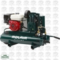 Rolair V5180K30B-19 5HP 80 Gal Dual-Voltage Two-Stage Air Compressor