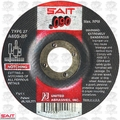 "Sait 20916 7"" x .090"" x 5/8-11 General Purpose Metal Cutting Wheel"