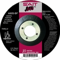 "Sait 22011 4"" x .045 x 5/8"" Depressed Center Metal Cutting Wheel"