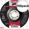 "Sait 22021 4-1/2"" x 7/8"" x .045"" Metal Cutting Wheel 100x"