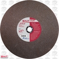 "Sait 23410 12"" x 1"" x 1/8"" Metal Cutting Wheel"