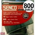 Senco A409809 800pk Galvanized Finish Nails 16 Gauge Variety Pack