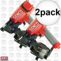 "Senco ROOFPRO445XP Coil Roofing Nailer 3/4"" to 1-3/4"" 2x"