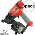 "Senco ROOFPRO445XP Coil Roofing Nailer 3/4"" to 1-3/4"" 3x"