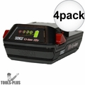 Senco VB0155 18V Li-ion Slim Pack Fusion Nailer Battery 4x