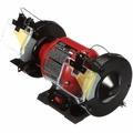 "Skil 3380-01 6"" Bench Grinder with 2 LED Wheel Lights"