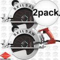 "Skilsaw SPT70WM-01 2x Sawsquatch 10-1/4"" Worm Drive Saw"