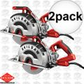 "Skilsaw SPT78MMC-22 2x Outlaw Worm Drive Saw for Metal 15A 8"" w/Diablo Blade"