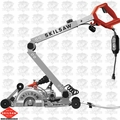 "Skilsaw SPT79A-10 7"" Medusaw Walk-Behind Worm Drive Saw for Concrete"