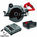 "Skilsaw SPTH70M-11 10-1/4"" TRUEHVL Cordless Worm Drive Saw with Battery"