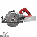 "Skilsaw SPTH77M-01 7-1/4"" TRUEHVL Cordless Worm Drive Saw (Tool Only)"