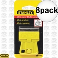 Stanley 28-100 Mini Single Edge Razor 8x