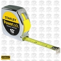 Stanley 33-272 12 ft Decimal/Inch Powerlock Tape Measure