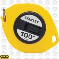"Stanley 34-106 3/8"" x 100' Closed Long Tape Measure"