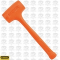 Stanley 57-531 18oz Compo-Cast Standard Head Soft Face Hammer