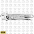 "Stanley 85-610 10"" Locking Adjustable Wrench"