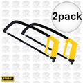 "Stanley STHT20138 12"" Solid Frame Hacksaw 2x"