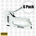 Stanley TR110 Light Duty Steel Staple Gun 6x