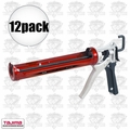Tajima CNV-100SP Convoy Super Rotary Caulk Guns 1/10 Gallon 12x
