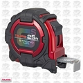 "Tajima GS-25BW GS Lock Tape Measure 25' x 1-1/16"" Tetherable"