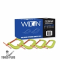 Wilton 11114 Spark-Duty Hi-Vis C-Clamp Kit 4pc