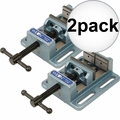 "Wilton 11743 3"" Low Profile Drill Press Vise 2x"