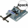 "Wilton 11743 3"" Low Profile Drill Press Vise 4x"