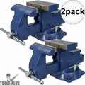 "Wilton 14800 8"" Multi-Purpose Mechanics Vise w/ Swivel Base 2x"