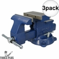 "Wilton 14800 8"" Multi-Purpose Mechanics Vise w/ Swivel Base 3x"