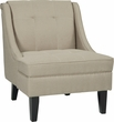 Benchcraft Calicho Cream Accent Chair - Ashley Furniture 9120360