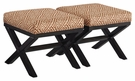 Benchcraft Leola Accent Ottoman (Set of 2) - Ashley Furniture 5360113