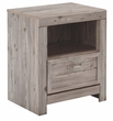 Benchcraft Willabry One Drawer Night Stand - Ashley Furniture B215-91