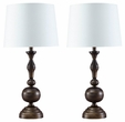 Signature Design Aadi Metal Table Lamp (Set of 2) - Ashley Furniture L204044