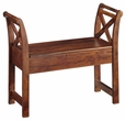Signature Design Abbonto Accent Bench - Ashley Furniture T800-111