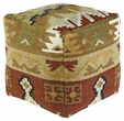 Signature Design Abner Pouf - Ashley Furniture A1000206