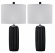 Signature Design Adorlee Ceramic Table Lamp (Set of 2) - Ashley Furniture L177934
