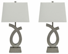 Signature Design Amayeta Poly Table Lamp (Set of 2) - Ashley Furniture L243134