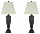 Signature Design Amerigin Poly Table Lamp (Set of 2) - Ashley Furniture L243154