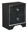 Signature Design Amrothi Two Drawer Night Stand - Ashley Furniture B257-92