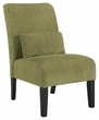 Signature Design Annora Green Accent Chair - Ashley Furniture 6160360