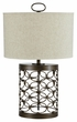 Signature Design Aryan Metal Table Lamp - Ashley Furniture L207094