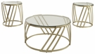 Signature Design Austiny Occasional 3-Pc Table Set - Ashley Furniture T345-13