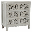 Signature Design Bantori Three Drawer Chest - Ashley Furniture B805-193