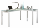 Signature Design Baraga L-Desk - Ashley Furniture H410-24