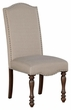 Signature Design Baxenburg Dining Upholstered Side Chair (Set of 2) - Ashley Furniture D506-01