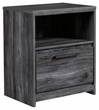 Signature Design Baystorm One Drawer Night Stand - Ashley Furniture B221-91