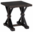 Signature Design Beckendorf Square End Table - Ashley Furniture T096-2