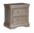Signature Design Birlanny Two Drawer Night Stand - Ashley Furniture B720-92